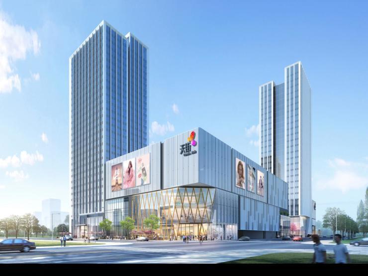 济南首座龙湖·天街 让CBD更值得期待