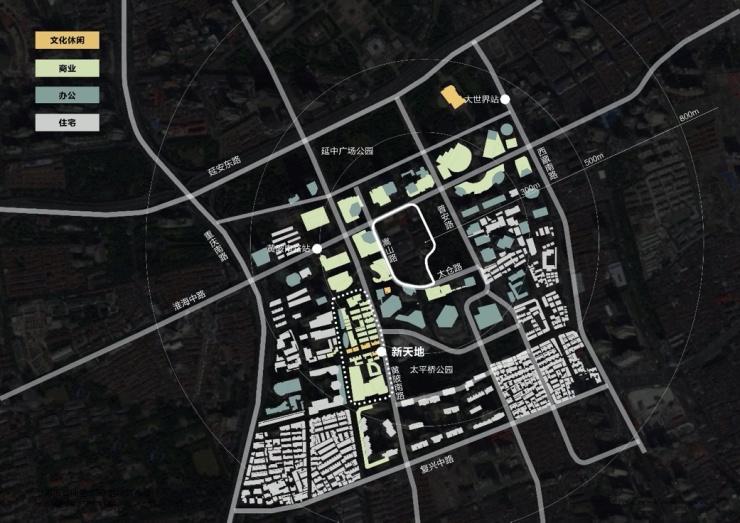 新世界·K11上海淮海中路地块动工 再拓上海文化新地标