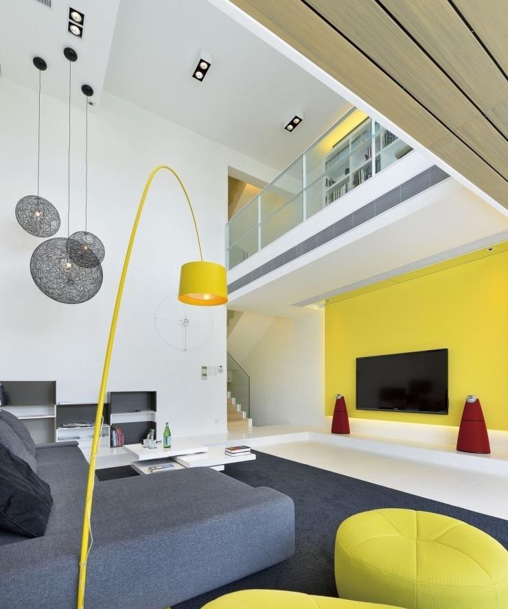富达注册登录环保简约的设计,让整个空间变得简约而大气