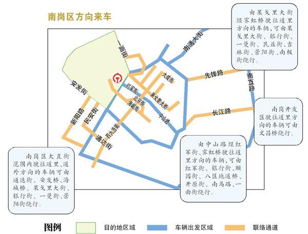 霁虹桥、红军街哈站路段21日起封闭 封闭至9月30日