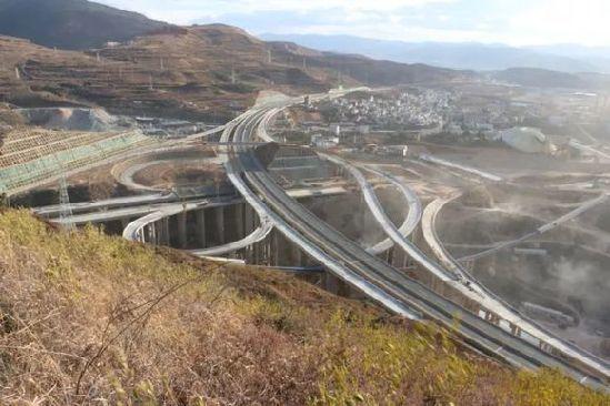 大永高速大理段预计春节前通车 将成出滇入川快捷大通道