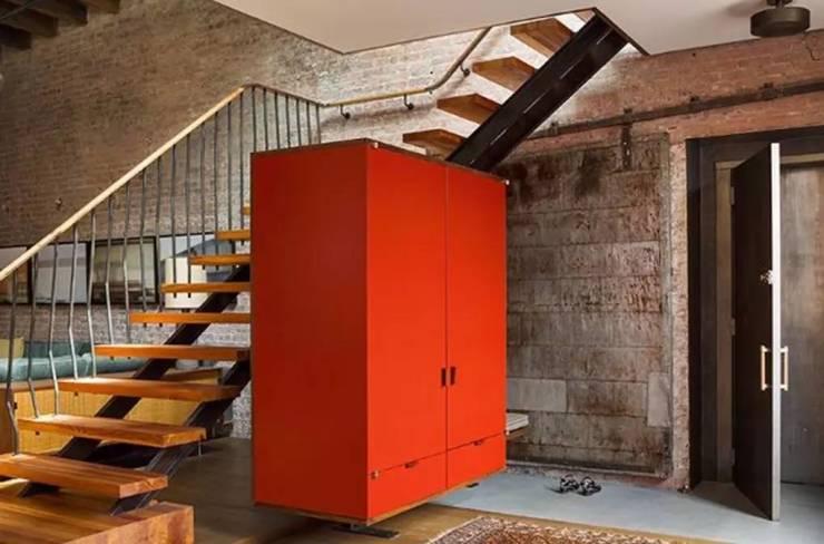 富达平台登录仓库变成带有下沉内院的住宅