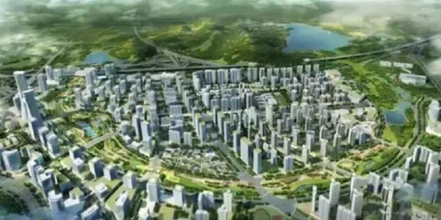"""西有前海东有坪山""""!坪山区域价值..."""