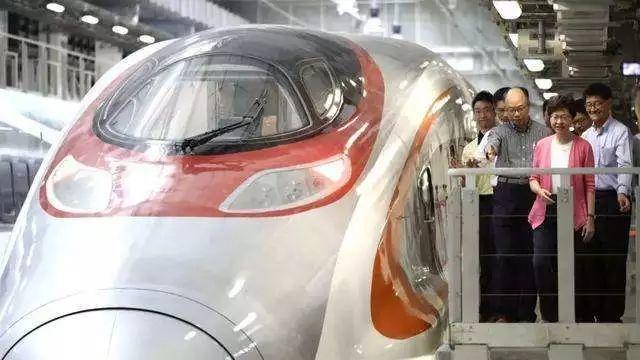 汕头被列入香港高铁直通内地的站点, 以后在汕头坐高铁直达香港