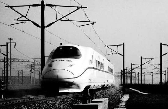 西武西渝高铁项目被规划 商洛即将驶入高铁时代
