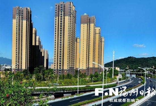 2020年福州计划改造中心城区106片