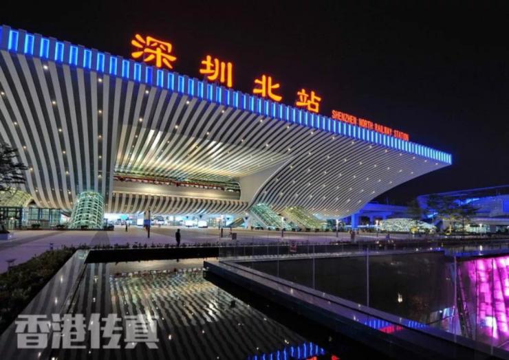 这17个内地城市首批对接广深港高铁,有你老家吗?