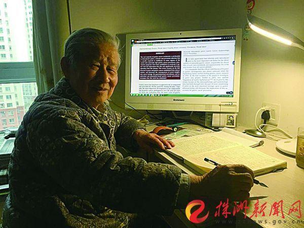"""这位名医干到88岁才退休 被学生两千字文言文""""捧红"""""""