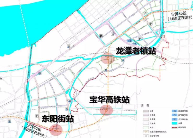 重磅利好!宝华第2条地铁定了,将设东阳街、宝华高铁两个站点!