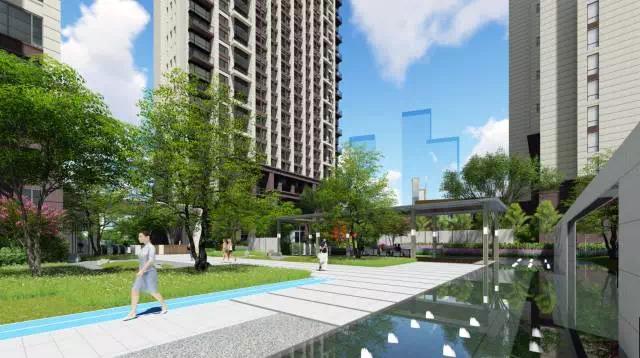 金钟大悦城:五庭院双空间,一个家族的墅居生活场