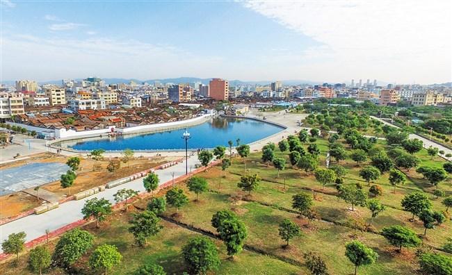 潮南村庄规划及整治设计方案 投资580多万元建设8个项目