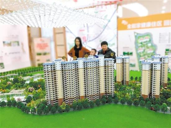 【江市数据】 春节前后,蓬江、江海一手住宅网签206套