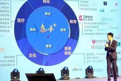 """同步美国健康管理模式  """"泰禾+""""医疗走进昌平"""