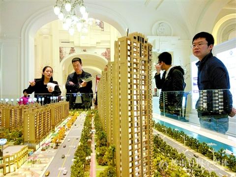 【市场】住宅成交面积5年来首次回落 各大镇街成为热点