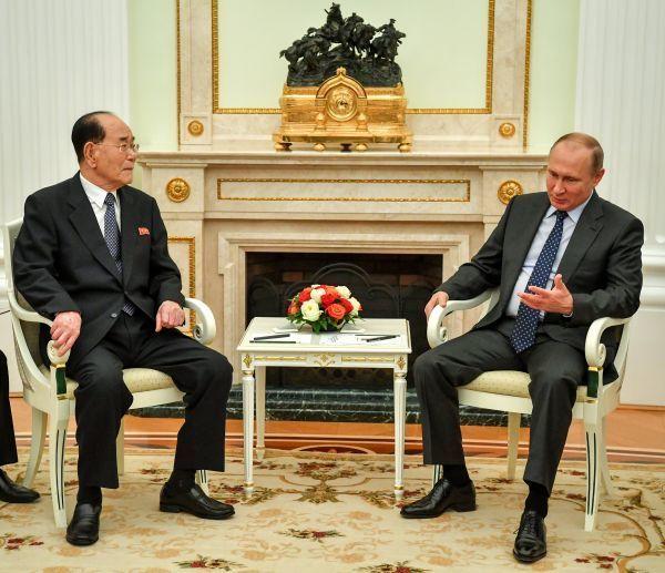 俄媒:普京邀金正恩访俄 借世界杯推动主场外交