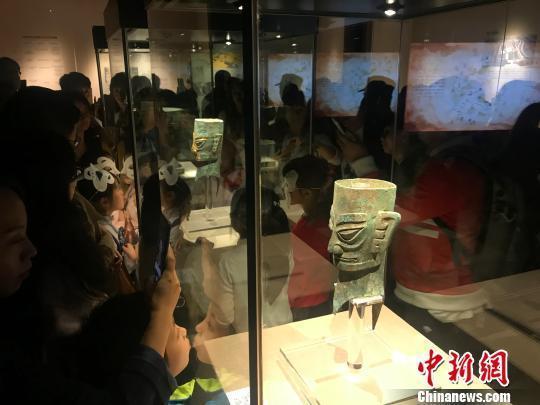 中国西南地区青铜重器首次集结重庆展出