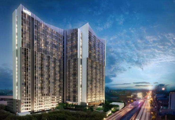 错不了!跟着曼谷白领上班地投房产,Rama9区域公司多达近2万!