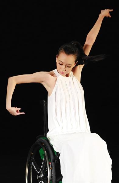 刘岩 我的舞蹈世界非常丰富