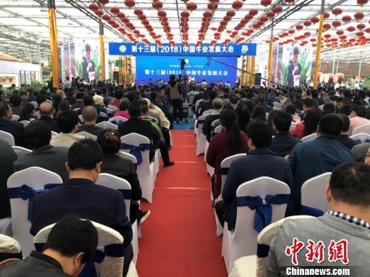 第十三届中国牛业发展大会在山西祁县召开 共话养牛产业转型