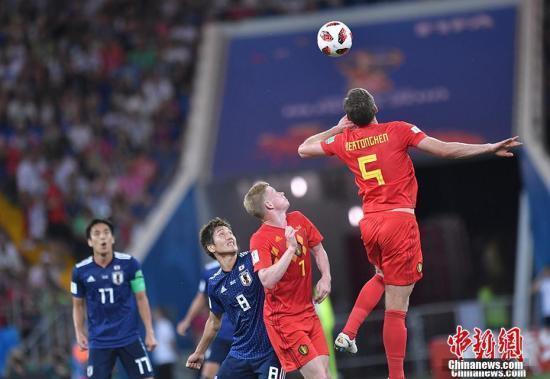 比利时日本世界杯生死之战没有输家 各方为日本点赞