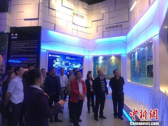 """海外华文媒体为阅海湾商务区""""点赞"""""""