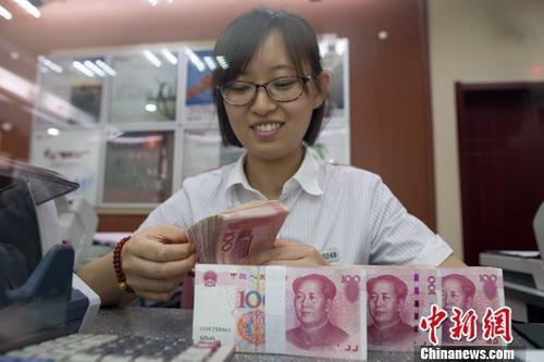 中国密集出台减税降费政策