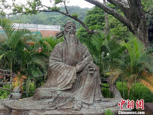 探访广东罗浮山:葛洪文化已在这里得到传承