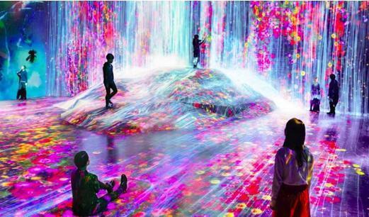 """风靡北京的沉浸式娱乐展,只剩拍照炫""""颜值""""?"""
