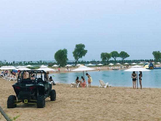 第二届唐山市旅游产业发展大会在曹妃甸举行