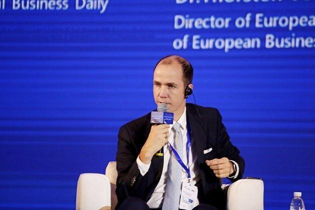 太和智库欧洲中心主任托斯登耶里尼克:中国轨交出海可拓展至服务领域