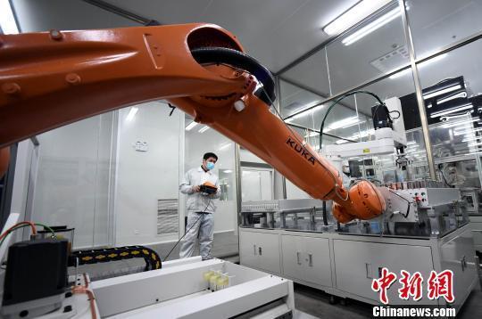 中企投资2.4亿欧元建德国最大锂电池生产厂