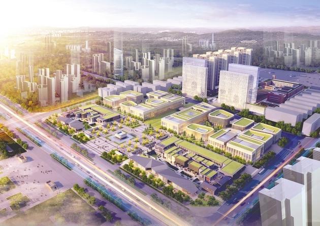 沣东新城:新西安 新中心 正加速崛起
