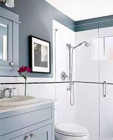 12个卫生间改造案例,浴室大变身的设计!