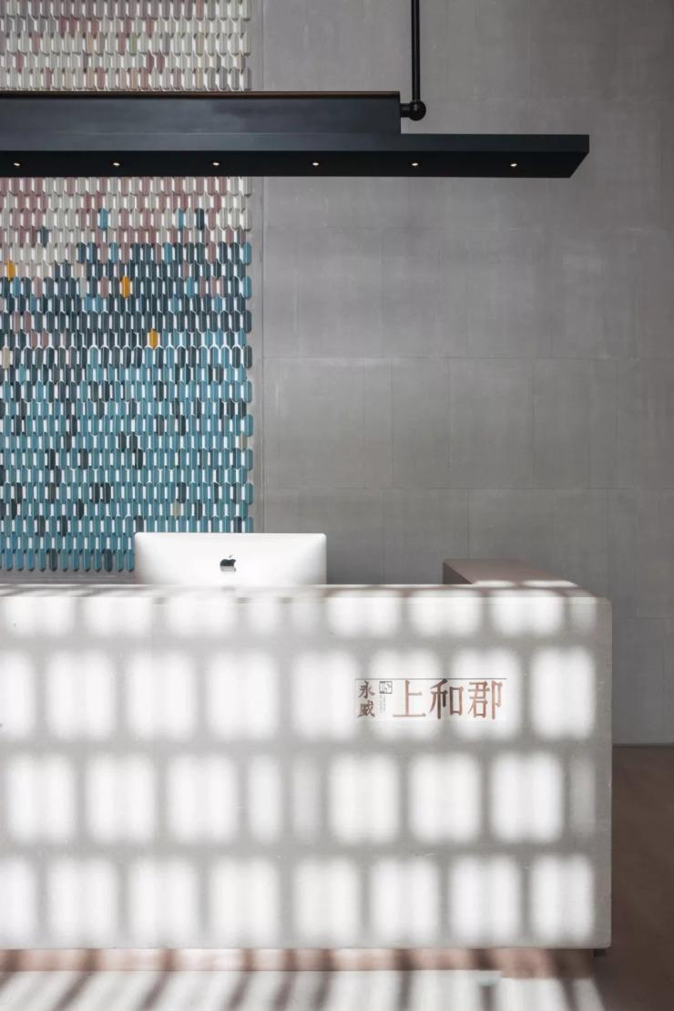 传世陶瓷营造光之殿堂丨郑州上和郡