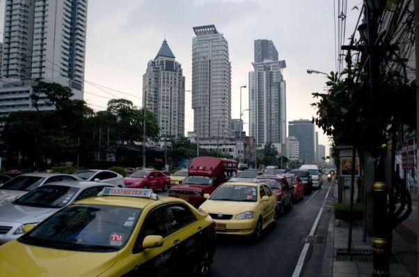 泰国曼谷公寓-CBD金融区