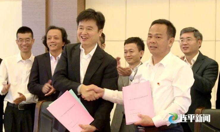 连平县迎来大发展,两个优质文旅项目的签约落户!
