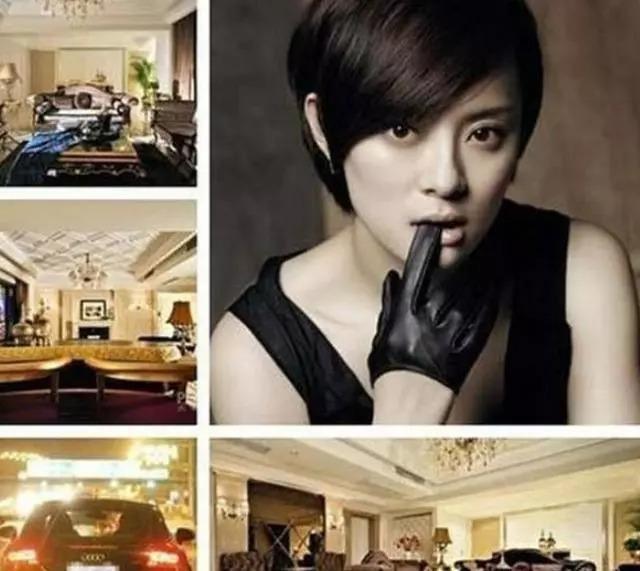 晒晒孙俪在上海的豪宅:进屋不要随便乱动,每件家具你都赔不起