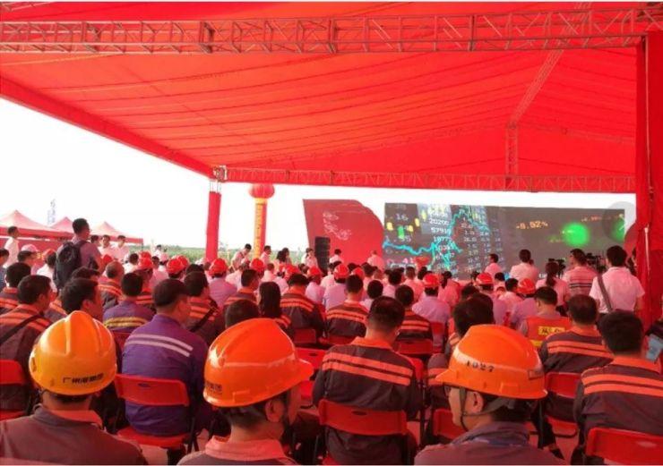 犀利!中山和广州佛山合建全球第一个自动化码头!