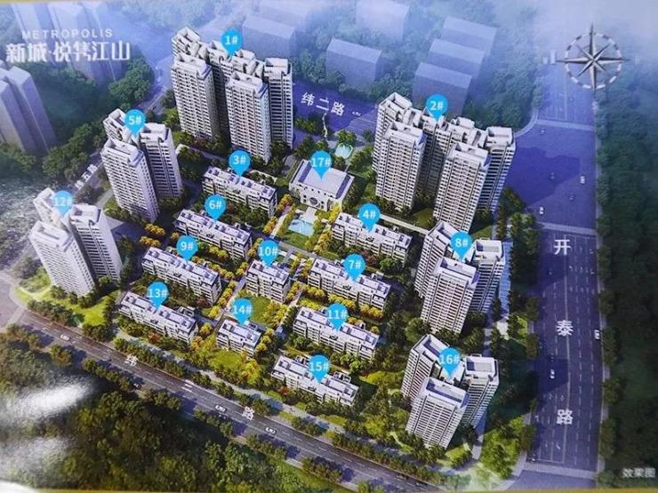 稀缺!南宁凤岭南2.0低容积率热盘,城市展厅美爆了