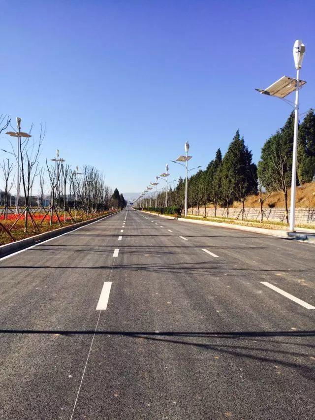 昆明这两条道路正式通车,你的出行是否更快了呢?