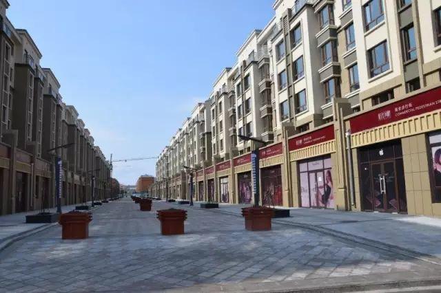 抢商铺就是抢财富,河畔商业步行街是你正确的选择!