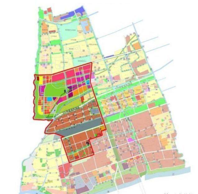 马桥将成为人工智能未来小镇,规划10.4平方公