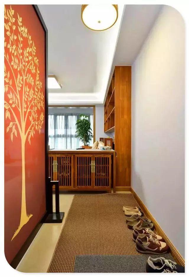 年轻小夫妻装新中式作婚房,不仅不老气,还很时尚
