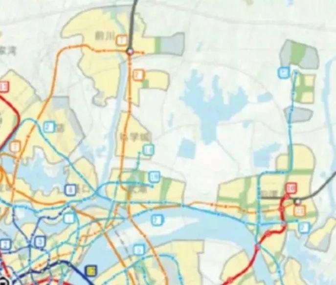 重磅!武汉长江新区分区建设详解,这个区升级了!