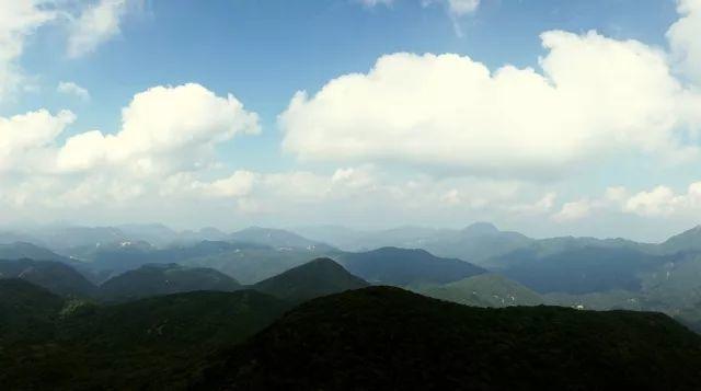 全力筑牢粤北生态屏障