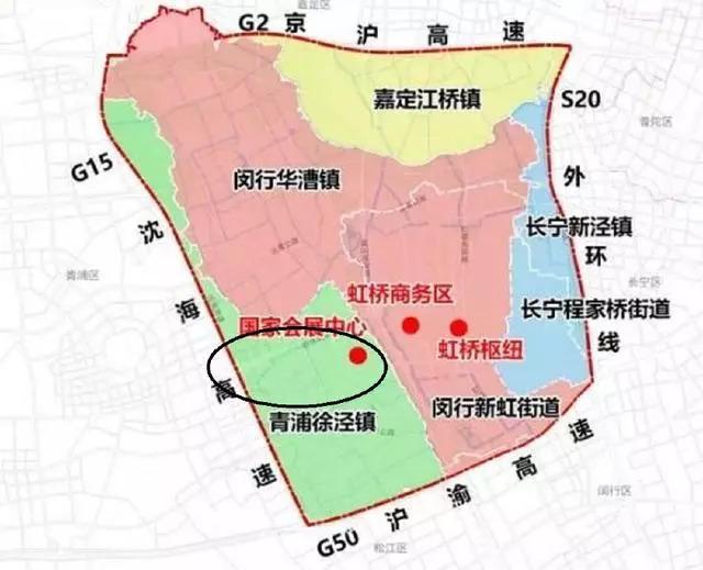 上海市青浦区西虹桥商务区进行最后的土地征收:即将消失的二联村