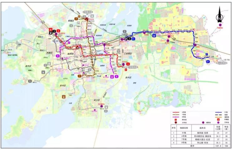 11号线将与苏州S1线直通!一张票从浦东到苏州,交通费低至18元~