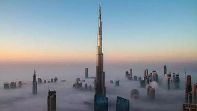 世界摩天大楼最多城市!中国两城比迪拜多,不是上海也不是北京!