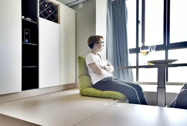 芜湖世贸滨江98㎡新房装修花了18万