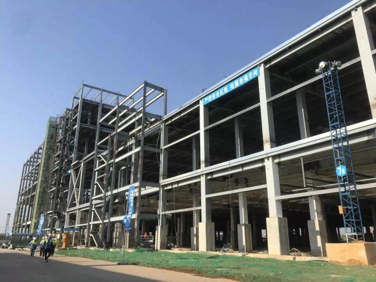 武汉康宁10.5代玻璃基板生产线有新消息!
